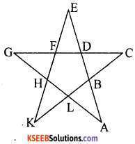 KSEEB Solutions for Class 8 Maths Chapter 6 Theorems on Triangles Additional Questions 9