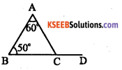 KSEEB Solutions for Class 8 Maths Chapter 6 Theorems on Triangles Additional Questions 7