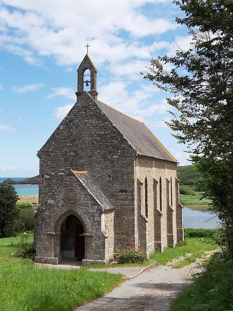 Chapelle Notre-dame du Verger...Cancale