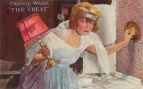 Fannie Ward in The Cheat (1915)