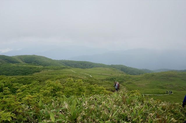雲上の楽園白木峰