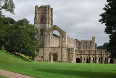 Fountains Abbey (#Explore 3/7/2020)