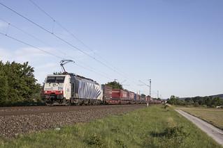 D Lokomotion 189 914 Thüngersheim 24-06-2020