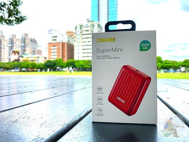 行動電源推薦-10000mAh SuperMini PD快充行動電源