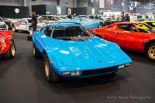 Lancia Starts HF Stradale - 1974