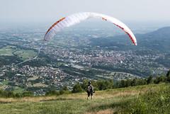 Paracadutismo al Monte Belice (TO)