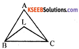 KSEEB Solutions for Class 8 Maths Chapter 6 Theorems on Triangles Additional Questions 5