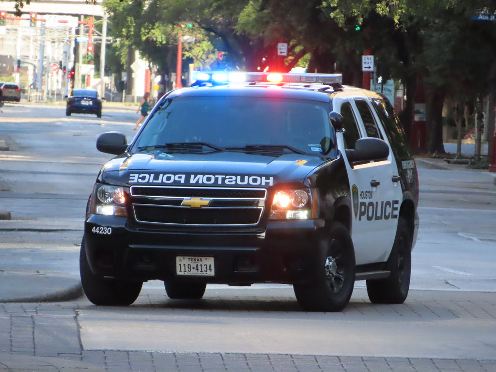 Houston Police Department Chevy Tahoe Jason Lawrence Flickr