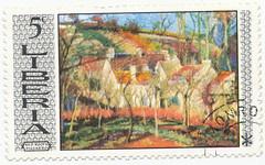 Liberia Stamp
