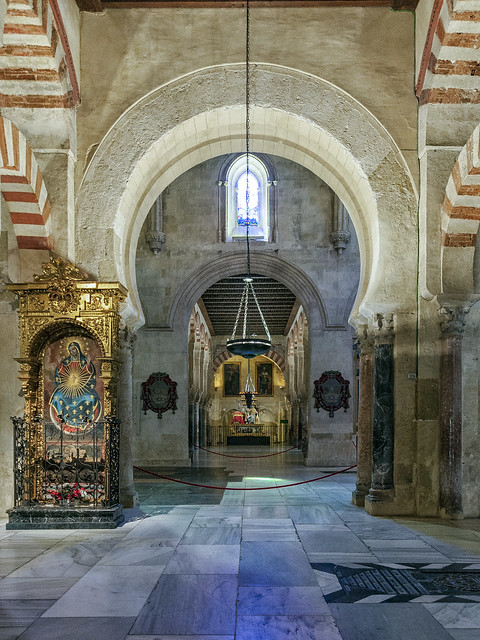 Mezquita - Catedral de Córdoba VII