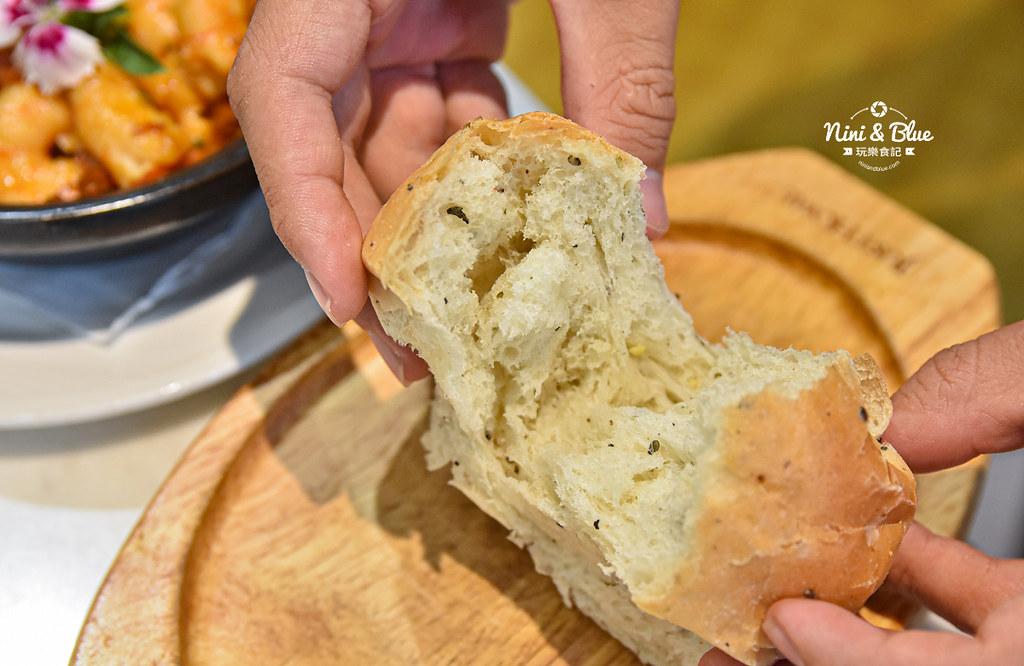 台中義大利麵 米蘭街手工披薩 中科商圈美食11