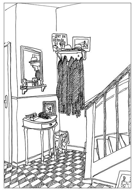 Hal / hallway
