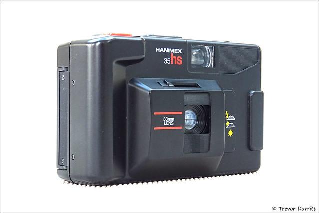Hanimex 35hs Viewfinder Camera DSC00031