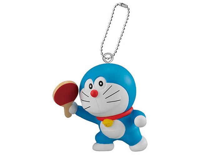 來為奧運準備熱身吧!GASHAPON《哆啦A夢》讓我們運動去!搖擺 轉蛋玩具(ドラえもん れっつすぽーつ!スイング)
