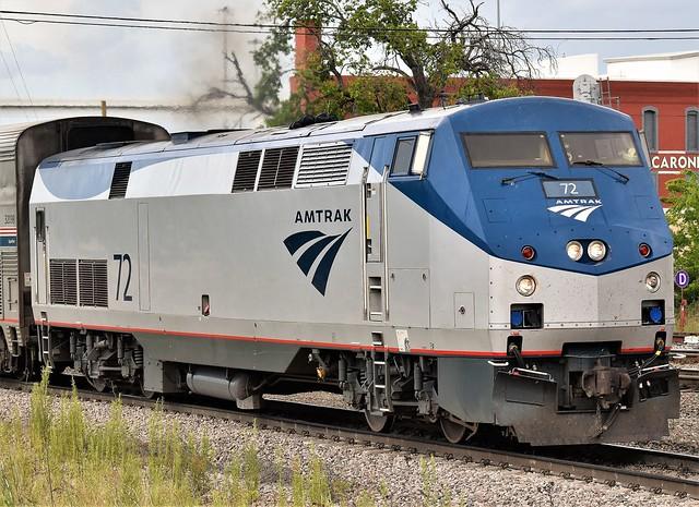 Amtrak 72