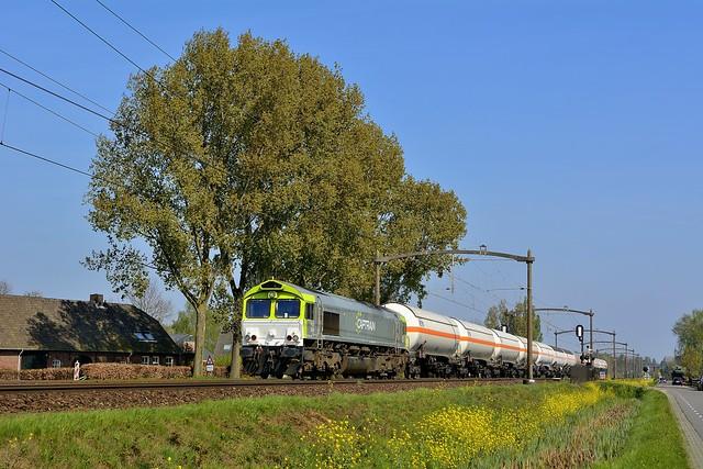 Boxtel, Captrain 6609