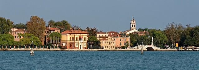 Venezia / Riva dei Sette Martiri From San Giorgio Maggiore