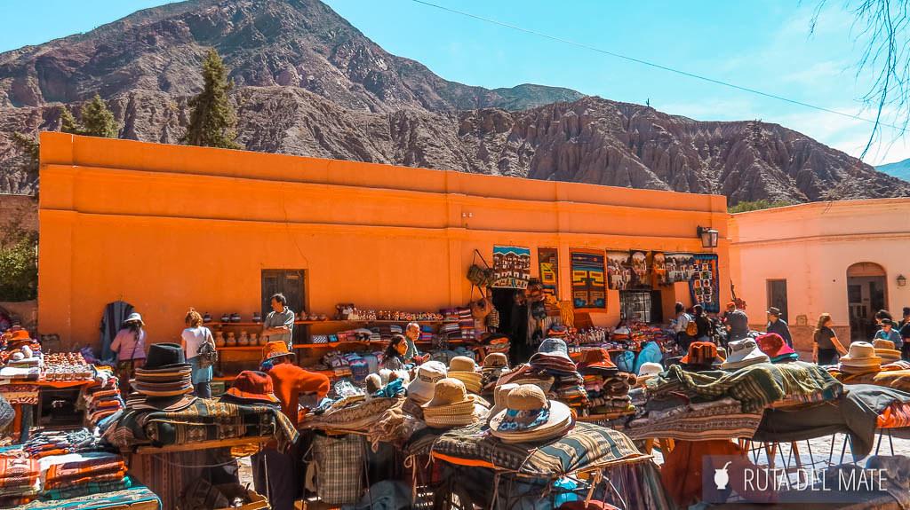 Mercado de Purmamarca, compras que hacer en Jujuy