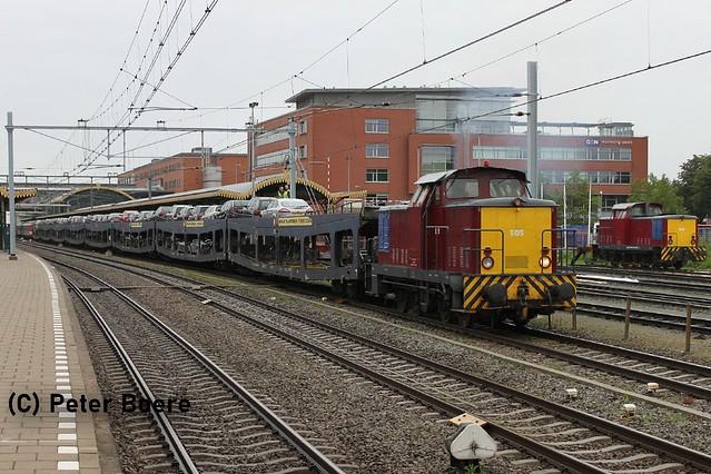EETC in Den Bosch, 24-07-2011