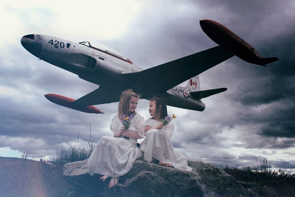 I'll fly away, oh glory