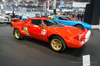 Lancia Starts HF Group 4 - 1974