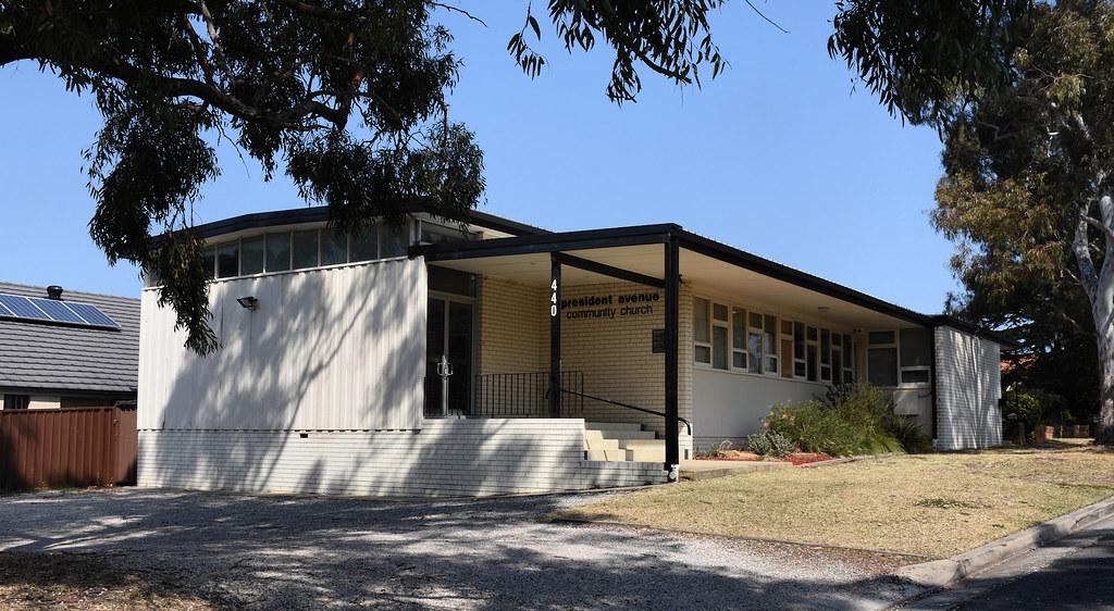 President Avenue Community Church, Kirrawee, Sydney, NSW.