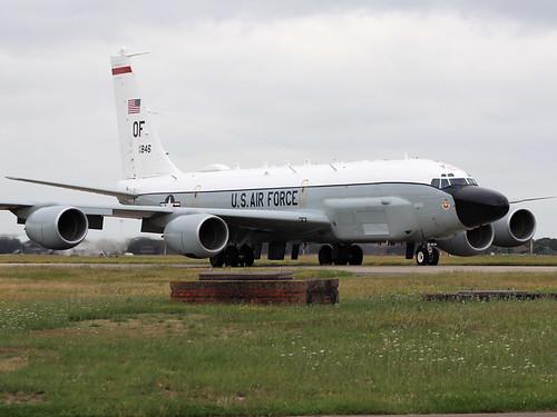 64-14846 RC-135V Mildenhall 30-06-20