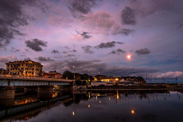 My hometown, Albisola, Liguria, Italy