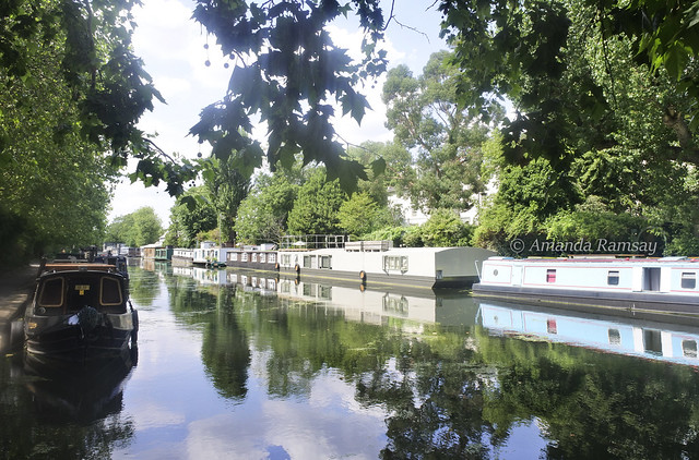 Reflections of Little Venice