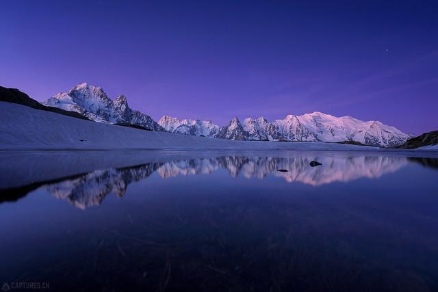 Dawn - Lacs des Chéserys