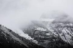 a september morning in Glacier