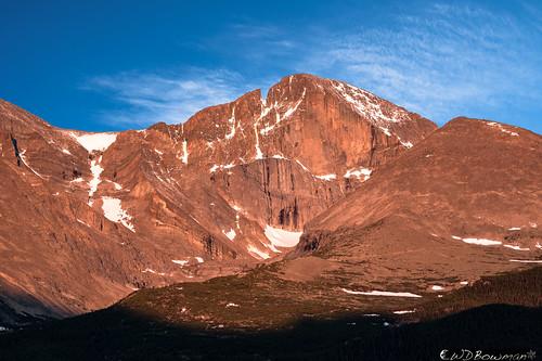 neníisótoyóú'u longspeak mountladywashington diamond sunrise summersolstice rockymountainnationalpark colorado