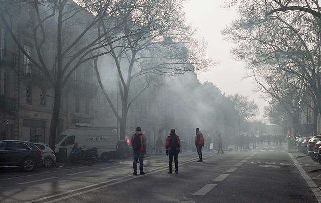 Bordeaux, janvier 2020