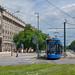 """<p><a href=""""https://www.flickr.com/people/77844259@N02/"""">WypalaczRafal</a> posted a photo:</p>  <p><a href=""""https://www.flickr.com/photos/77844259@N02/50068689497/"""" title=""""HY840 al Solidarności Kraków 02lip2020""""><img src=""""https://live.staticflickr.com/65535/50068689497_47d1385492_m.jpg"""" width=""""240"""" height=""""160"""" alt=""""HY840 al Solidarności Kraków 02lip2020"""" /></a></p>  <p>Kolejne zaskoczenie - najnowszy tramwaj na jedynej już nowohuckiej linii tramwajowej.</p>"""