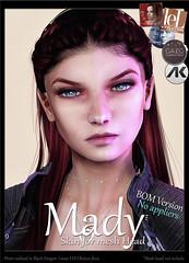 Mady skin BOM