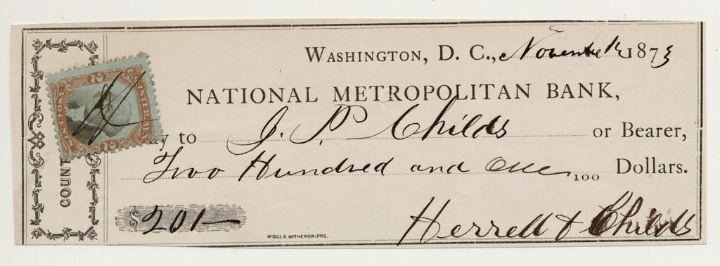 National Metropolitan Bank (1873)