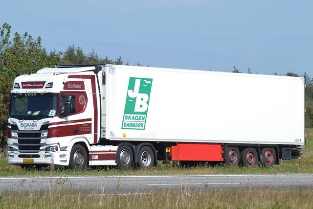 Scania NG R 500 - Lene Andersen Kollund-Kruså -  Jacob Bertelsen & Søn`s Datter - Jørgen Bertelsen Skagen - CG 62 626