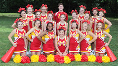 Red Devils Cheer History