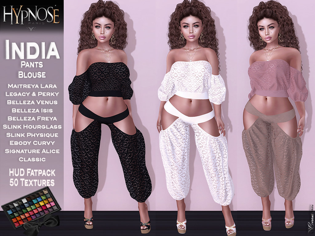 HYPNOSE – INDIA OUTFIT