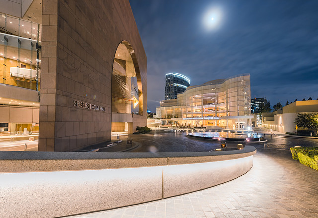 Segerstrom Center for the Arts during COVID-19