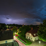 1. Juuli 2020 - 22:44 - Thunderstorm and lightning