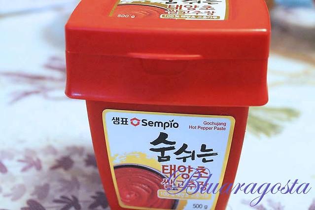 11-Pasta gochujang, pasta di peperoncino