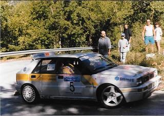 Lancia Delta HF Integrale Evoluzione Gr. A