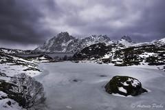 El Lago Helado