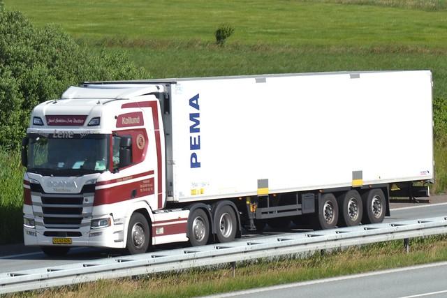 Scania NG R 500 - Lene Andersen Kollund-Kruså -  Jacob Bertelsen & Søn`s Datter - Pema - CG 62 626