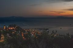 Castiglione della Pescaia di notte sempre bellissima - Castiglione della Pescaia always wonderful at night