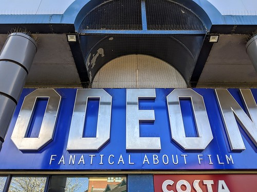 Preston's Odeon cinema at Preston Docks due to reopen soon? | by Tony Worrall