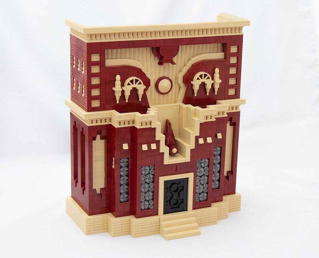 LEGO® MOC by vitreolum: B.I.M.B.O. Labs