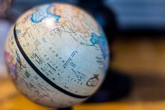 Tiny World Globe