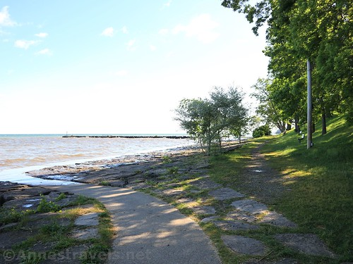 The fishing pier - this is a great side-trip and really is one of the nicest places in Webster Park, New York